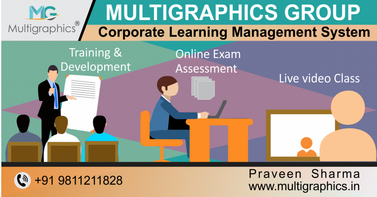 Why large organizations should go with a Learning Management System?