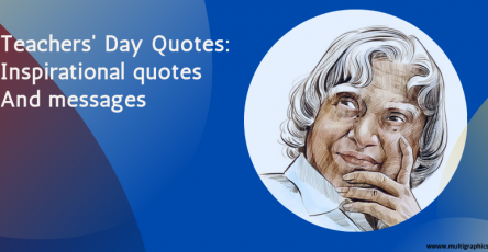 Teachers' Day Quotes: Inspirational quotes And messages